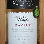 Zagreus Mavrud Wit 2014, Bulgarije